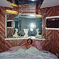 Miroirs du sol au plafond (Peabody, États-Unis, avril 1994)