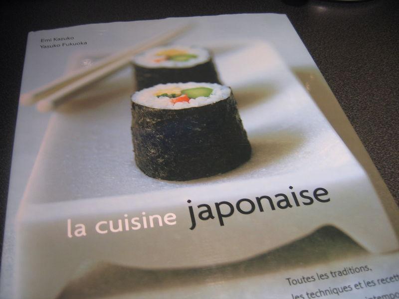 Le Livre De La Semaine La Cuisine Japonaise Chez Requia