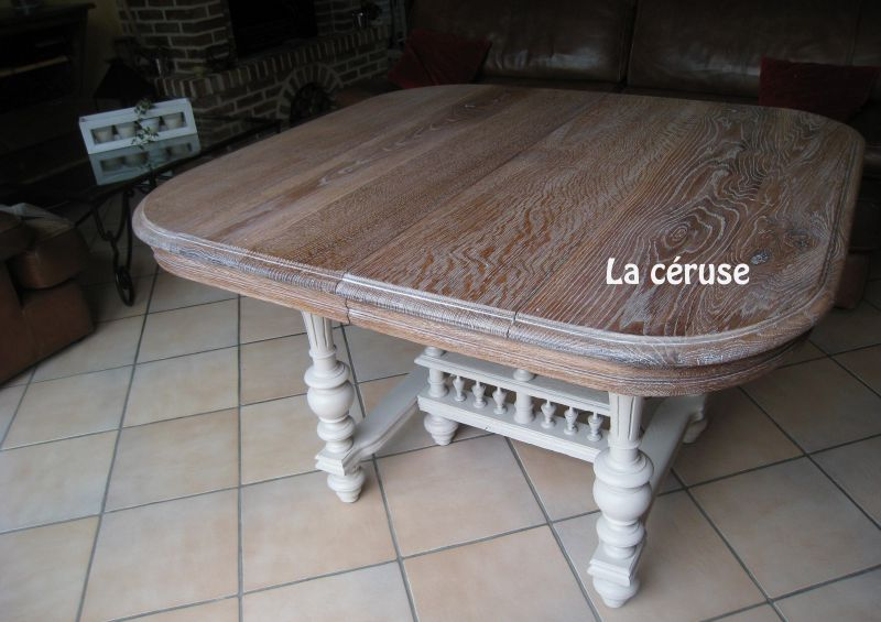 La table Henri II revisitée