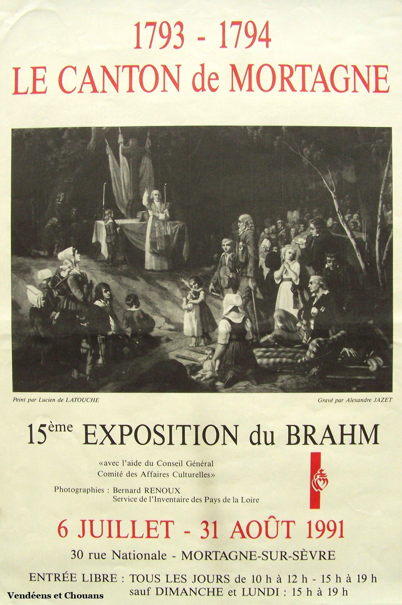 1991 Mortagne 1793-1794