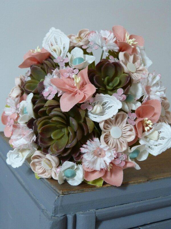 bouquet corail @(29)