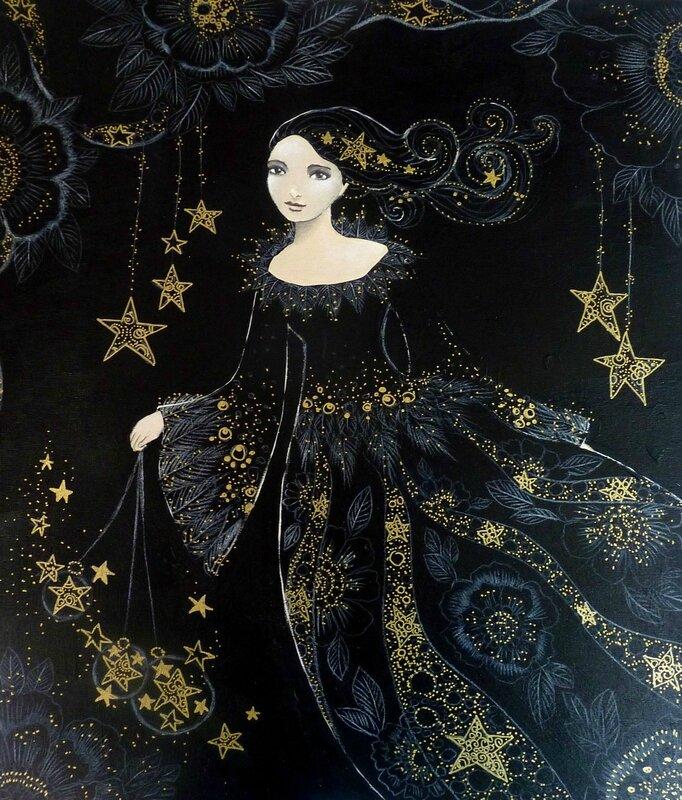 La Semeuse d'étoiles