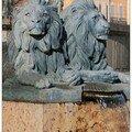 Fontaine Mirabeau d'Aix en Provence