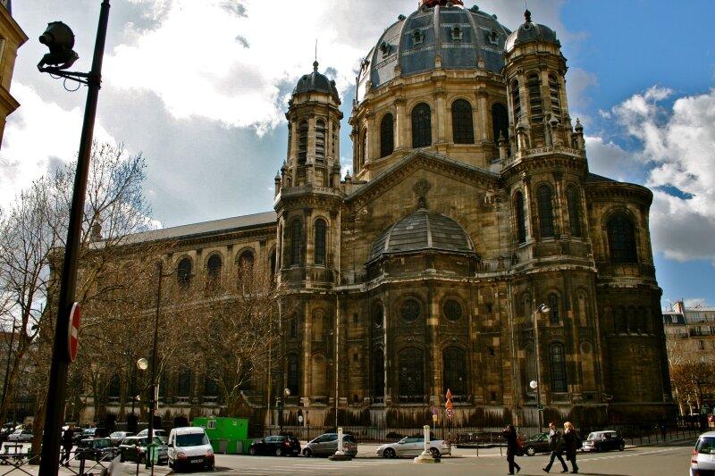 Eglise Saint-Augustin.