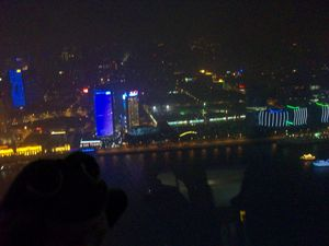 photo Shanghai by night