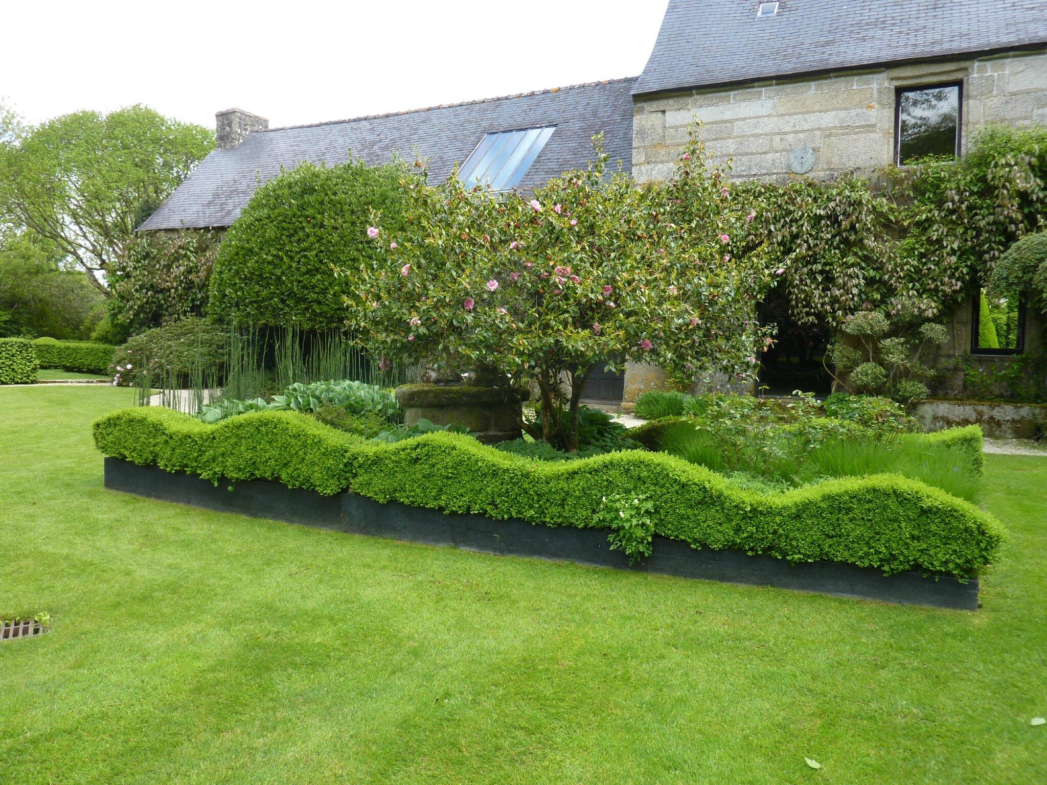 le Grand Launay - le jardin par passion...