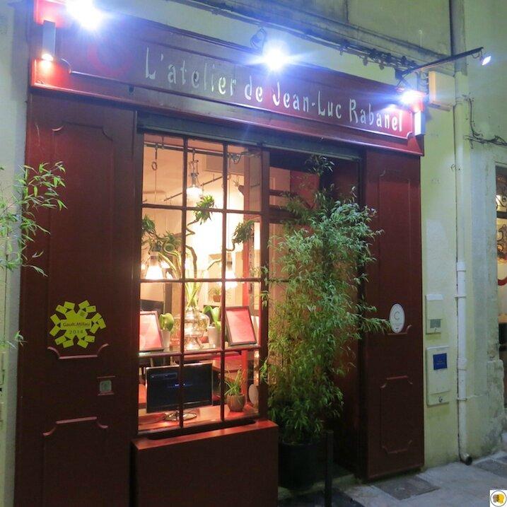 L'atelier de Jean-Luc Rabanel (6)