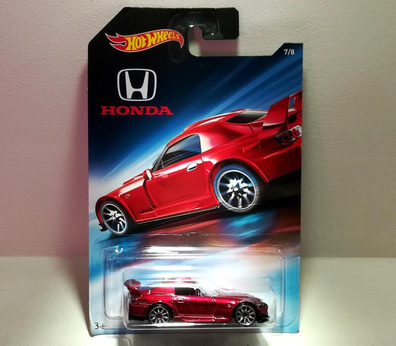 Honda S2000 (Hotwheels) 01