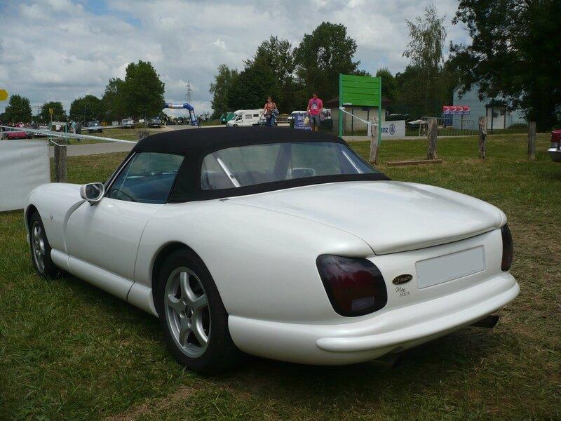 TVR Chimaera cabriolet Madine (2)