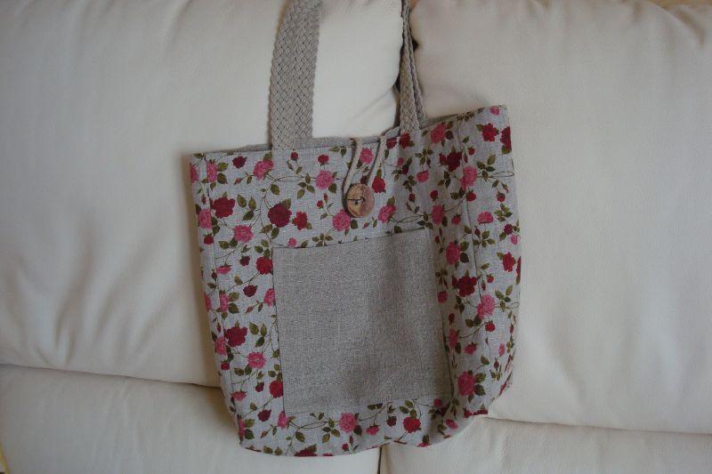 Mon premier sac...pour Hélène !