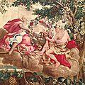 Gobelins par nature, éloge de la verdure. xvième - xxième siècles