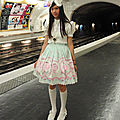 For the 2nd lolita convention...