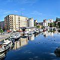 Le port Saint-Etienne