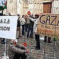 Implacable analyse pour ce w-e: gaza, le moment de vérité