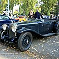 alvis speed 20 sa de 1932 (retrorencard octobre 2011)