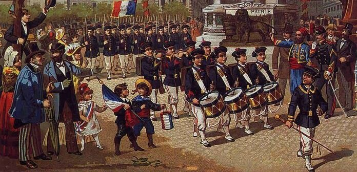Image Bataillon scolaire R