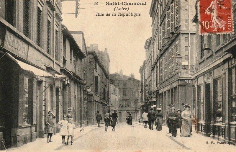 confiseur Delavenay rue République