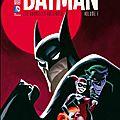 Batman, les nouvelles aventures - auteurs divers