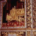 église de Saint-Bon, rétable des âmes du Purgatoire