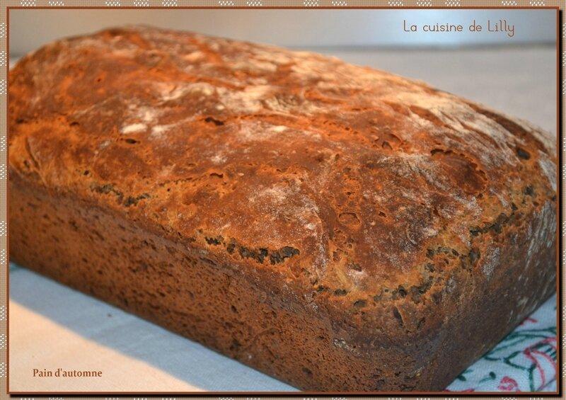 pain d'automne