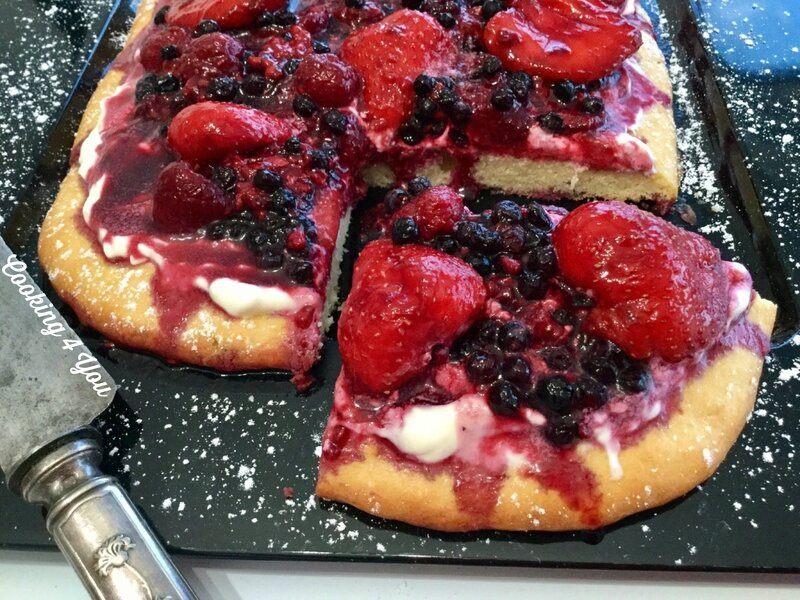 shortcake aux fruits rouges 016