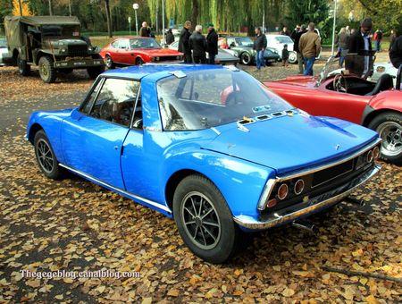 Matra M530 LX coupé (1970-1973)(Retrorencard novembre 2011) 02