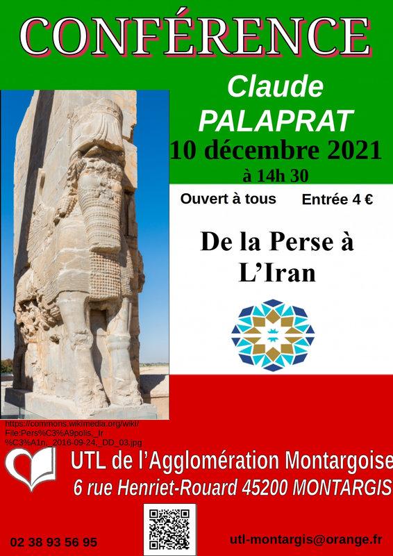 9 - Claude PALAPRAT