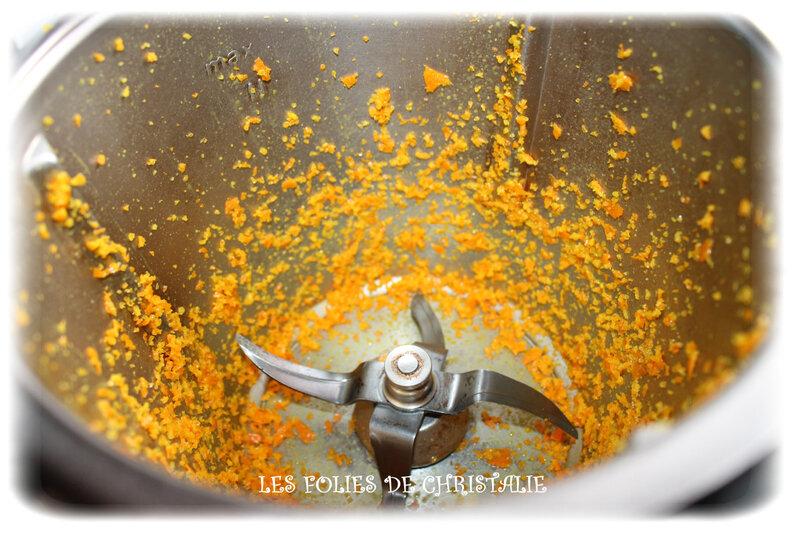 Marmelade de mandarines 1