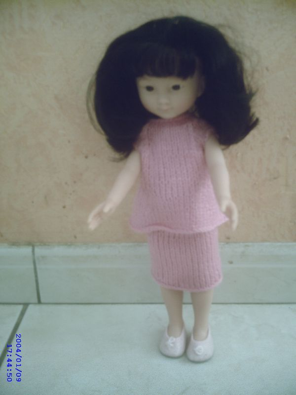 bao tailleur rose 2