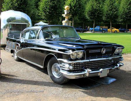 Buick limited coupé de 1958 (9ème Classic Gala de Schwetzingen 2011) 01