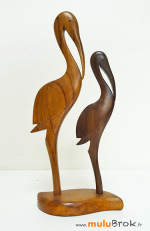 STATUE-BOIS-OISEAUX-Ibis-3-muluBrok-Vintage
