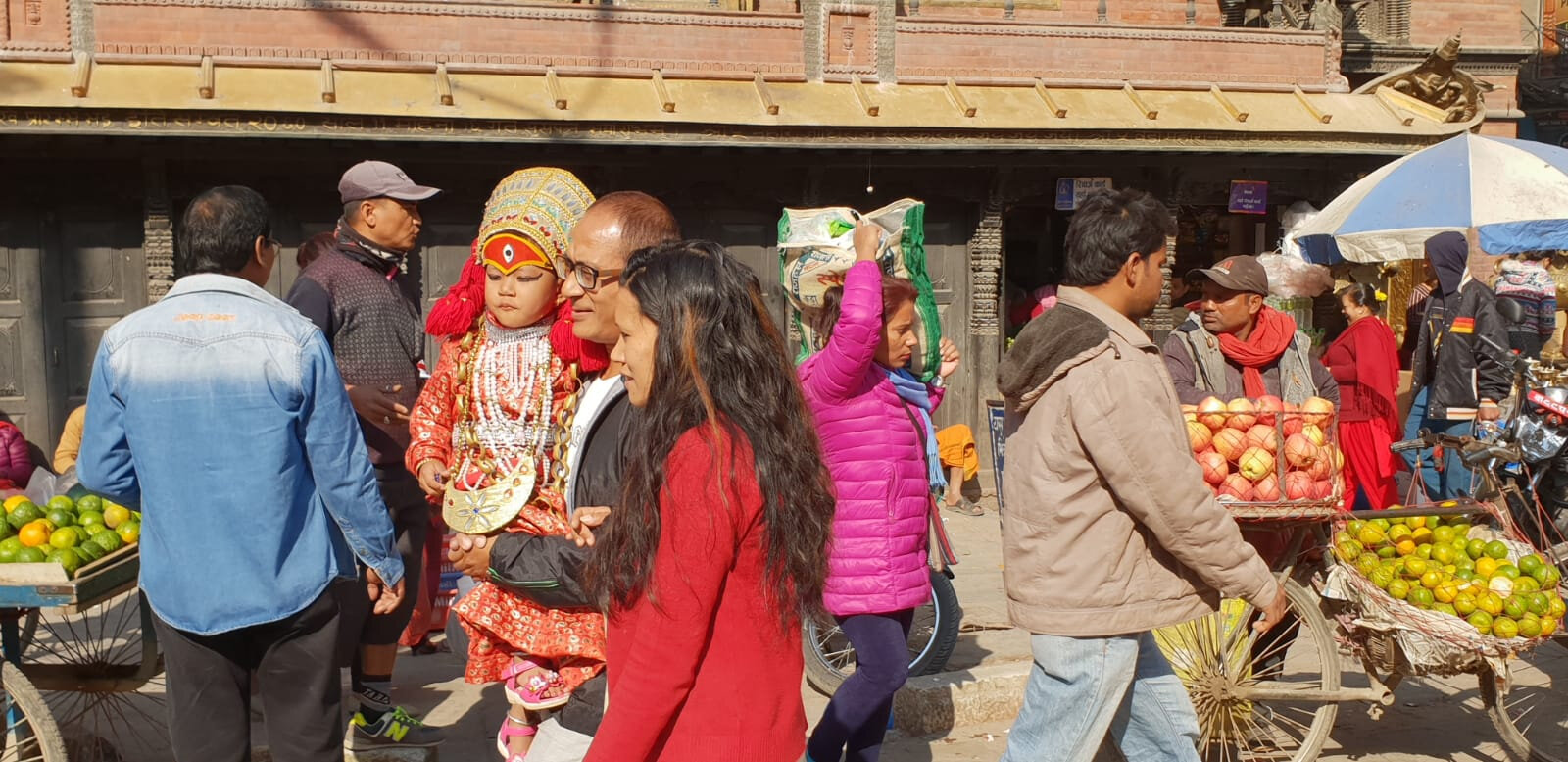 Flash infos n°14 : les enfants dieux du Népal sur ARTE le jeudi 20 juin à 17h35
