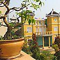 HOI AN -vue-de-la-terrasse