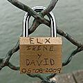 Le cadenas de l'amour
