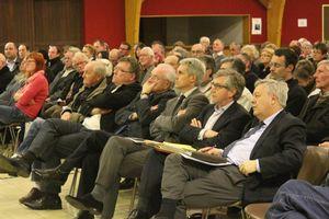 Mont-Saint-Michel Pontorson réunion opposant avenant VEOLIA 2013 personnalités