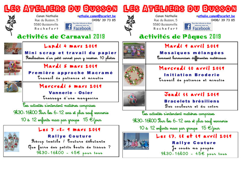 Carnaval Paques 2019