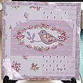 carte de Sandrine