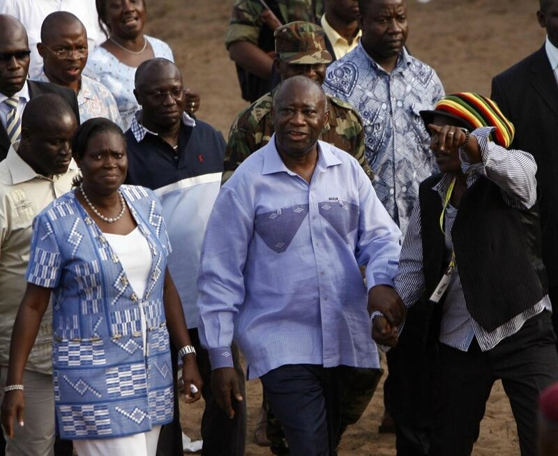 simone-and-laurent-gbagbo