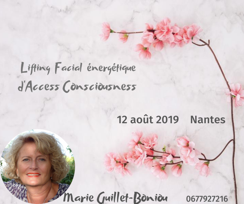 Lifting Facial énergétique d'Access Consciousness