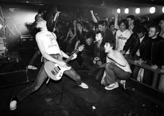 Ramones CBGB's