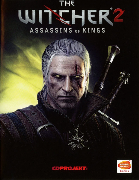 The Witcher 2 Assassins of Kings sur 360
