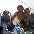 Mon premier jour de plage