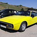Matra simca bagheera série 1 1973-1975