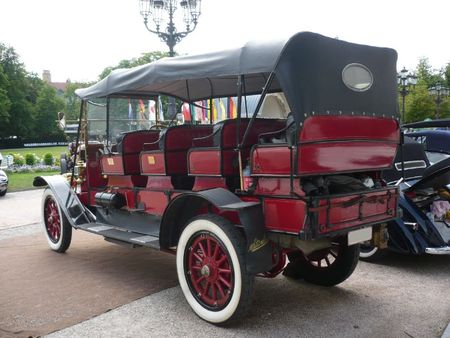 STANLEY Steamer Model 810 Mountain Wagon 1913 baden Baden (2)