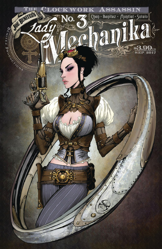 benitez lady mechanika the clockwork assassin 03