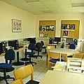 Salle des profs