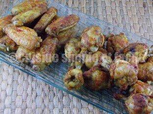 poulet mariné cuisson au four 03
