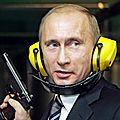 Vladimir poutine menace le roi saoudien !!