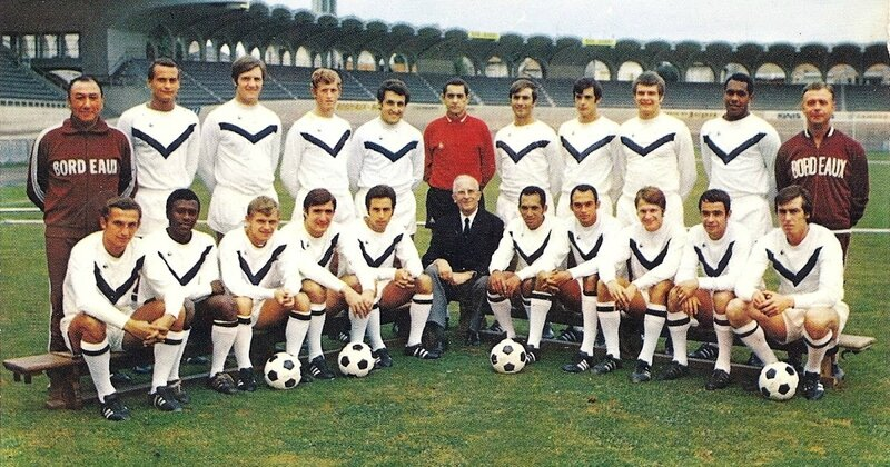 girondins de bordeaux 1969-70