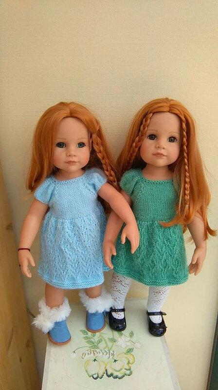 sarah et kathleen robes identiques